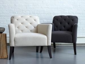 A fotel a nappali nélkülözhetetlen darabja.